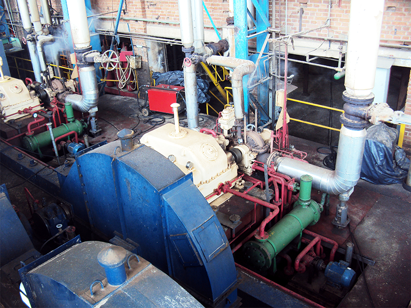 Customized Parallel Shaft Gearbox Applied On Sugar Mills in Brazil