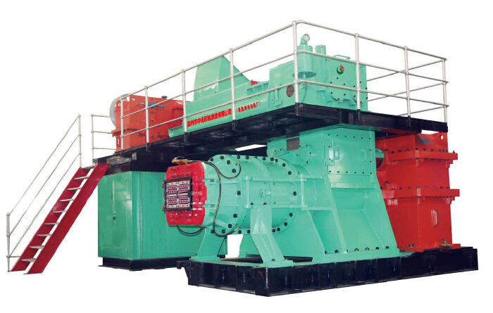 Brick Machine Gearboxes in Brick Production Line