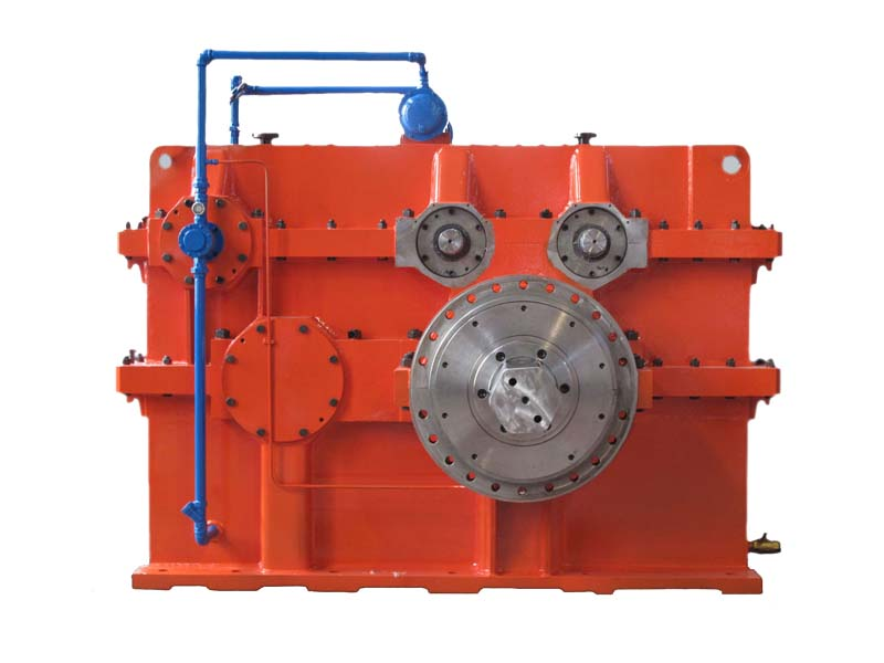 Brick Machine Gearboxes