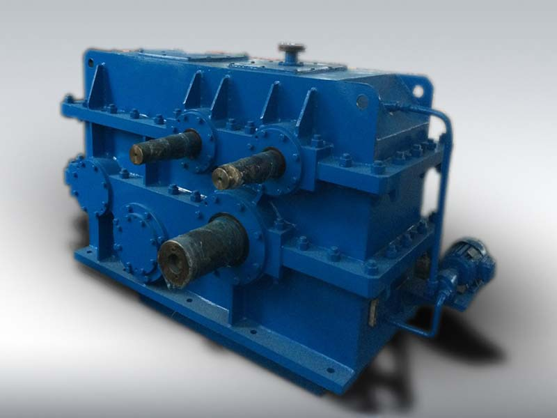 Block Machine Gearboxes