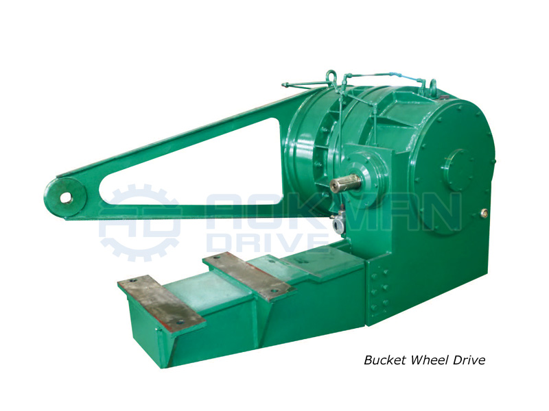 Bucket Wheel Drive Planetary Gearboxes