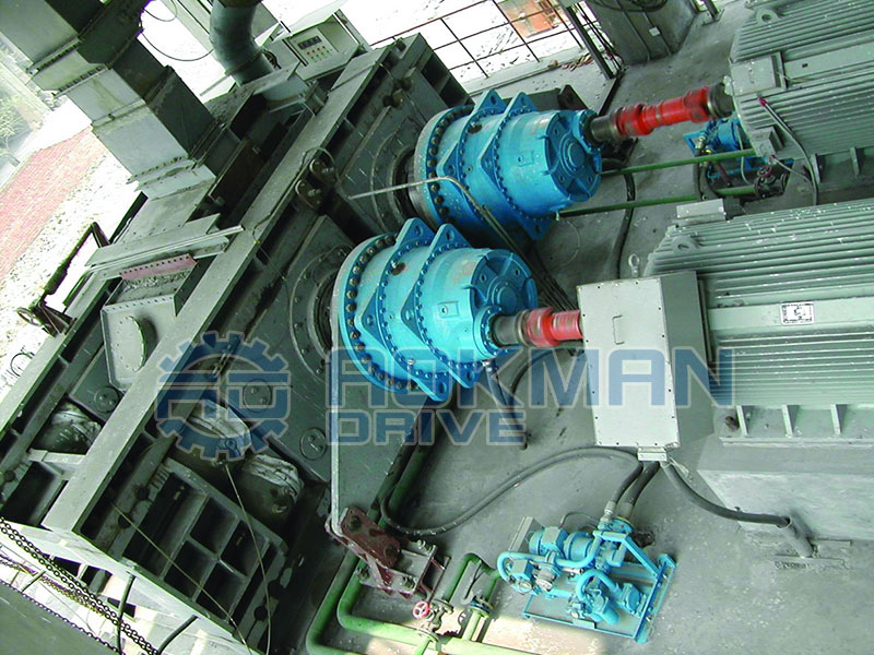 Cement Roller Press Planetary Gear Units
