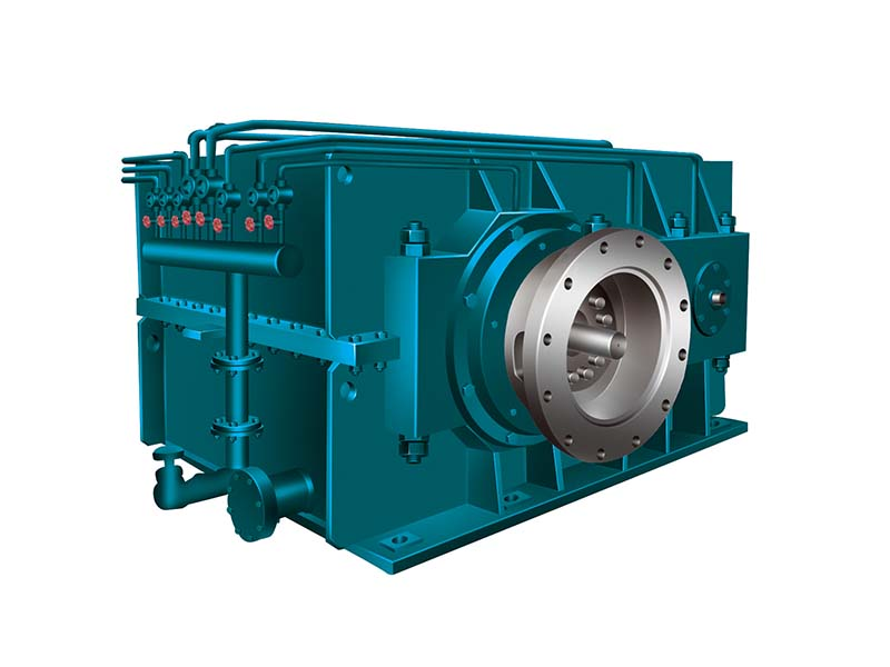 Gearbox For Aluminum Rolling (Uncoiler and Recoiler)