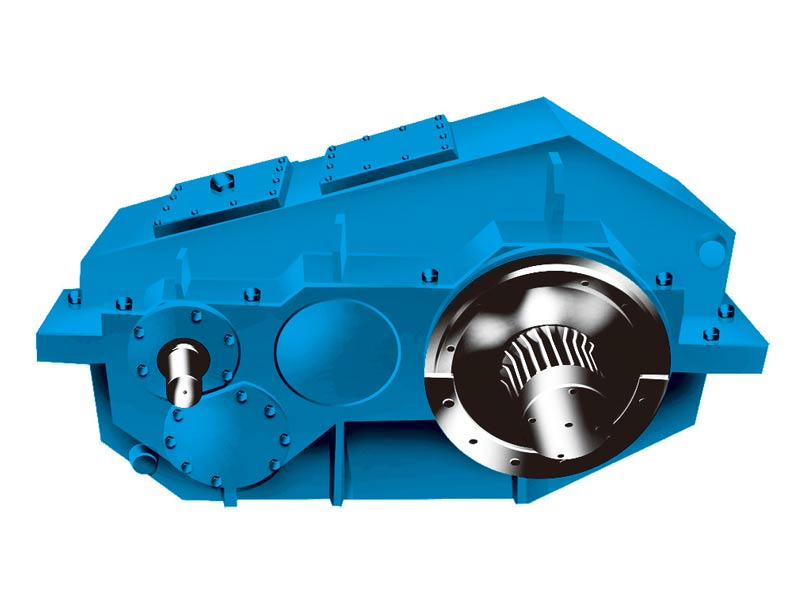 QJY/QY Series Hardened Gear Reducers for Cranes