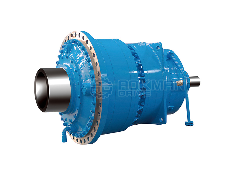 Roller Press Planetary Gear Units