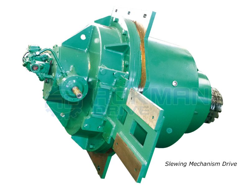 Slewing Planetary Gearboxes