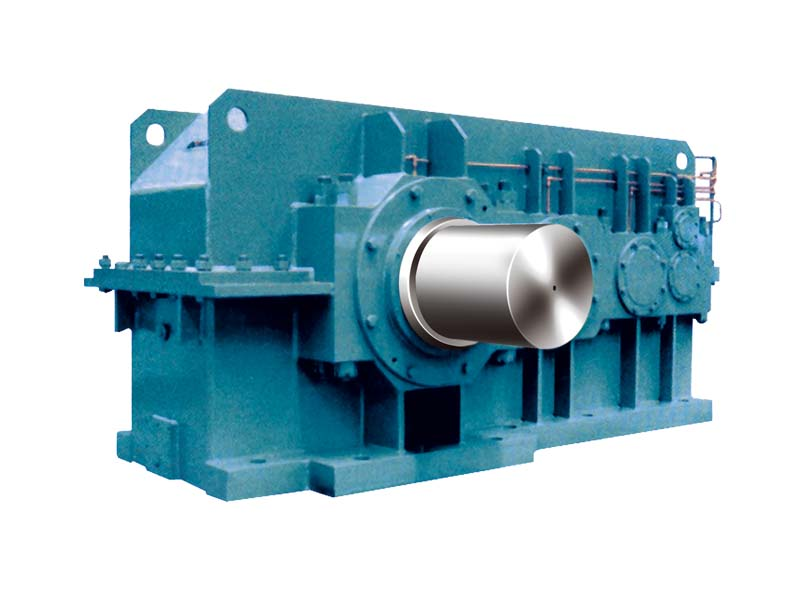 Main Drive Gearboxes for Steel Plate Flip Machine