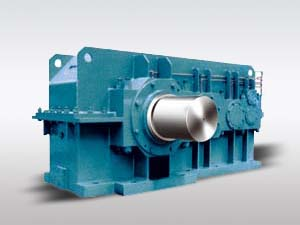 Gearboxes for Steel Plate Flip Machine