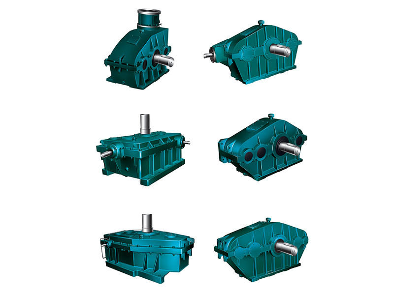 Three Rings Reducers