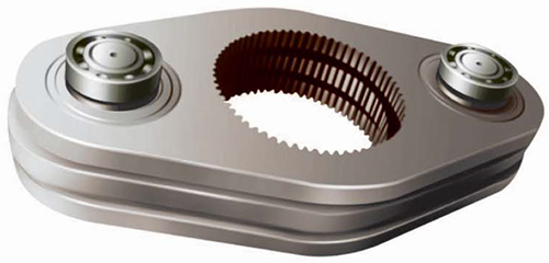 Three Rings Reducers Annular Drive Plates