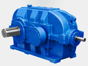 DY Series Bevel Helical Cylindrical Gearbox