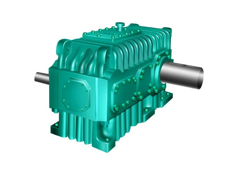 DP,DR Series Heavy Duty Modular Cylindrical Gear Reducers