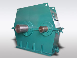 MBY Series Parallel Shaft Gearbox For Tube Mills