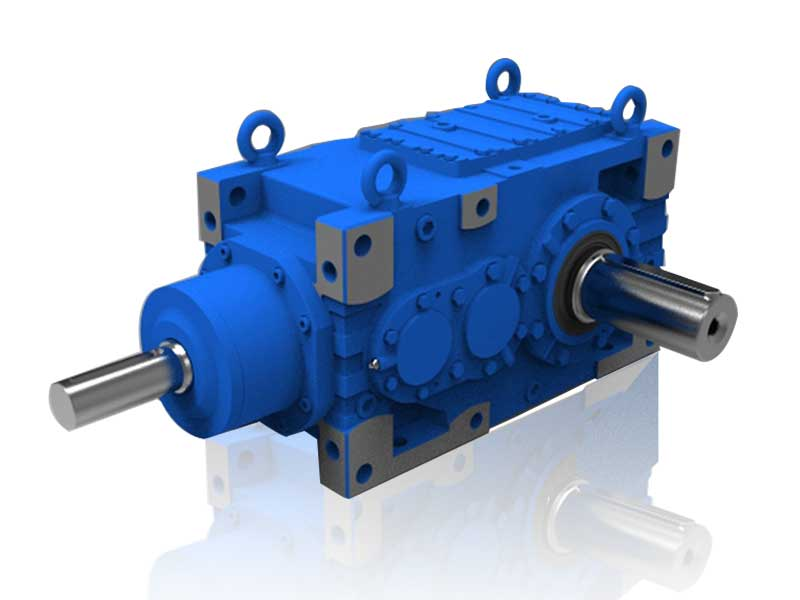 MC.B Series Right Angle Industrial Gearbox