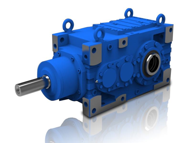 MC.B Series Right Angle Gearbox