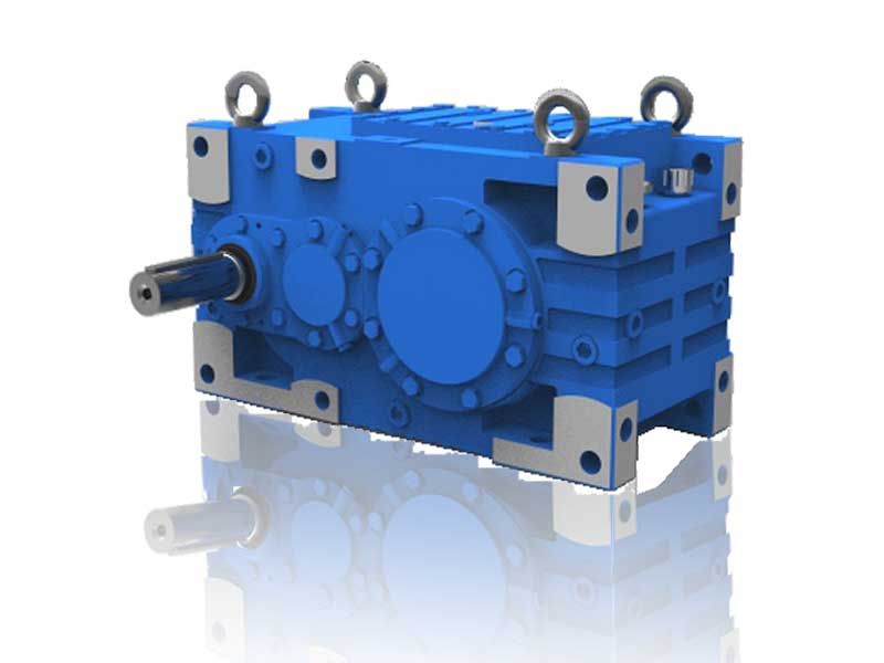 MC.H Series Parallel Shaft Industrial Gearbox