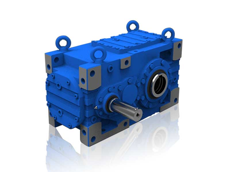 MC.H Series Parallel Shaft Gearbox