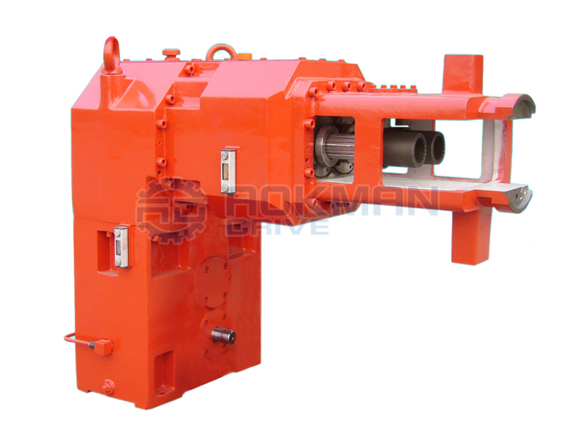 SZ Series Conical Twin Screw Extruder Gearboxes