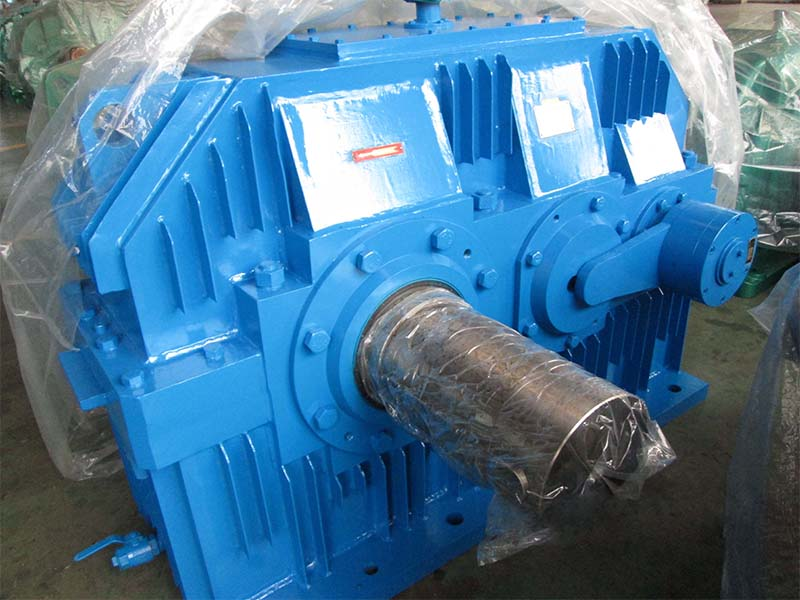 ZY Series Helical Gearboxes
