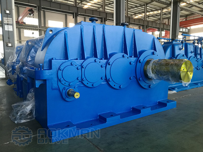 ZFY Series Parallel Shaft Helical Gearbox