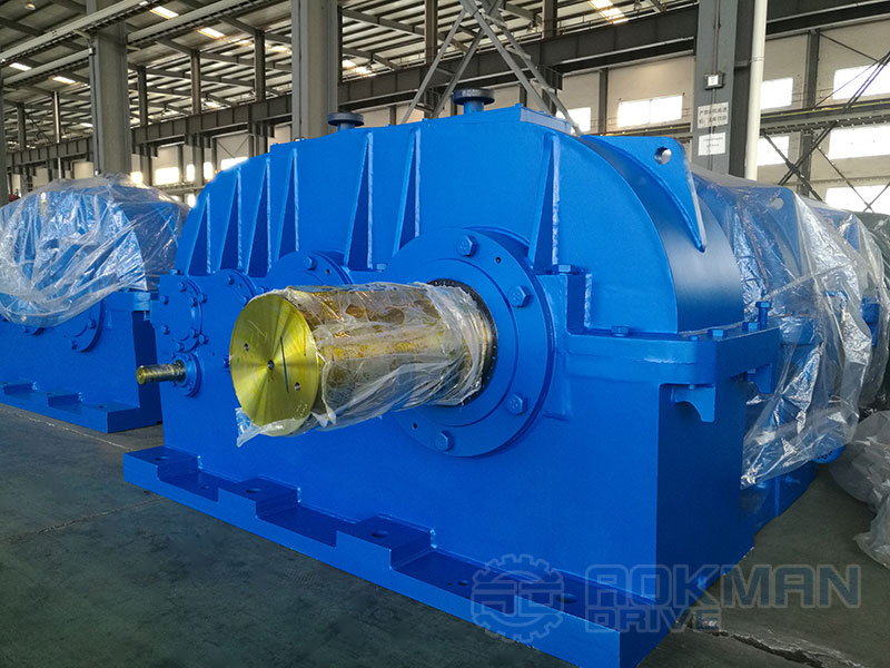 ZFY Series Parallel Shaft Helical Gearboxes