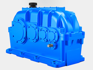 ZY Series Cylindrical Helical Gearbox