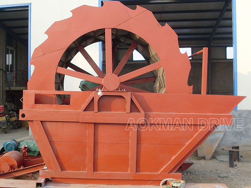Parallel Shaft Gearboxes Applied in Ore, Stone & Sand Washing Machines