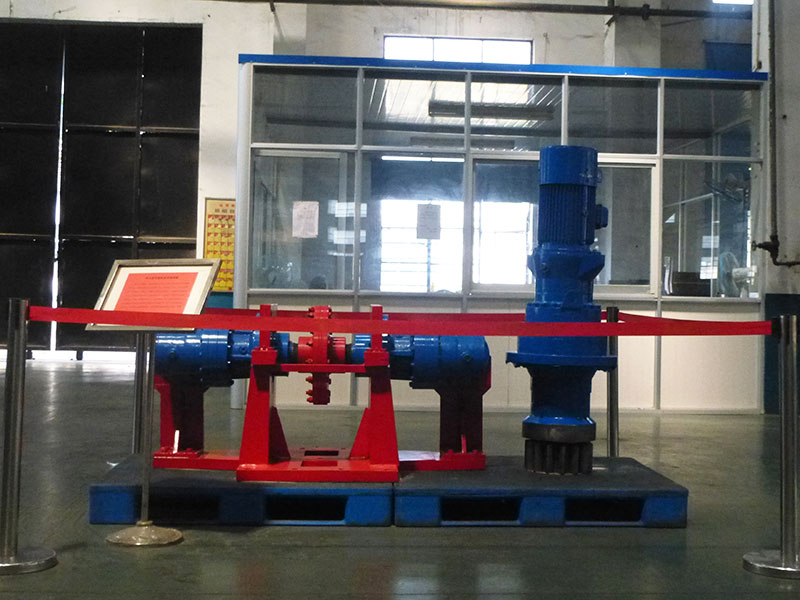 Yaw and Pitch Planetary Gearbox Test Rig