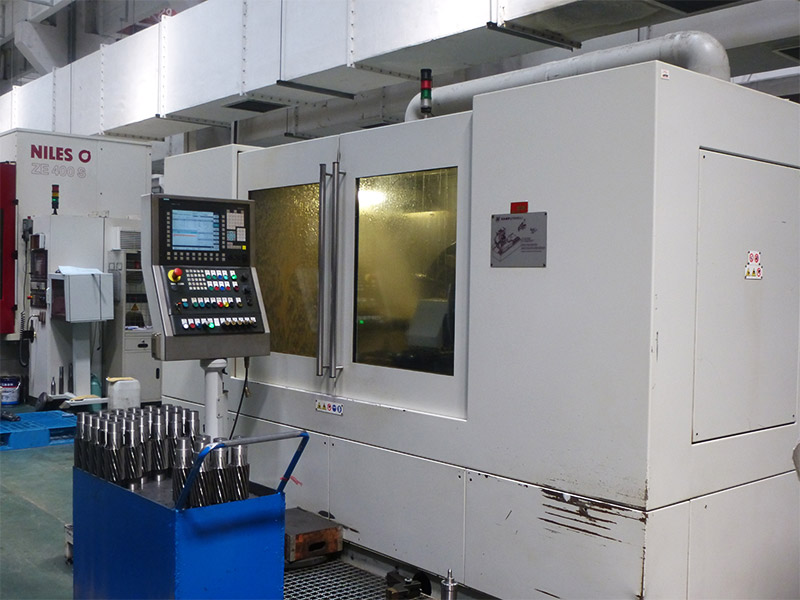 NILES CNC Gear Profile Grinding Machines ZE400S