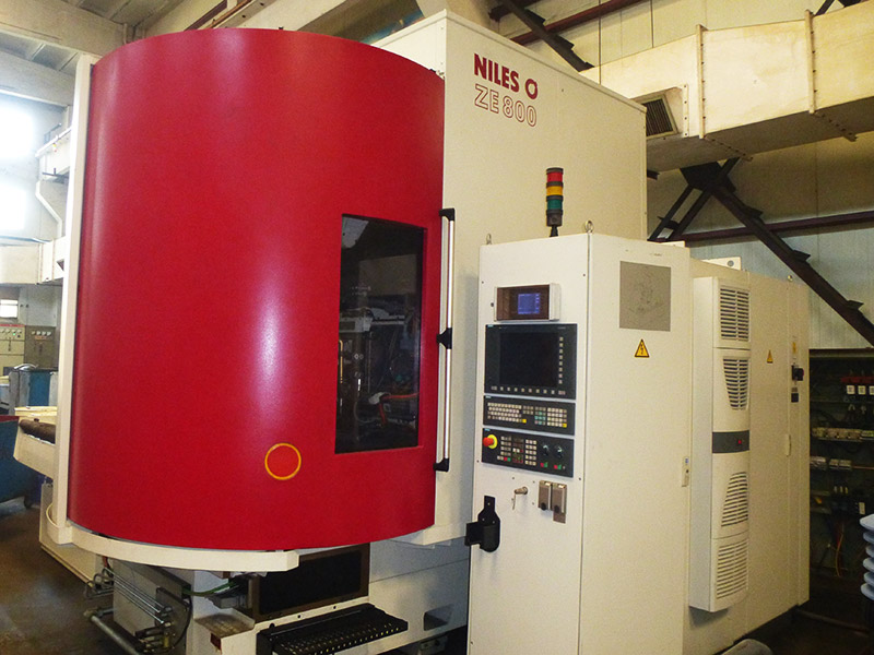 NILES CNC Gear Profile Grinding Machines ZE800