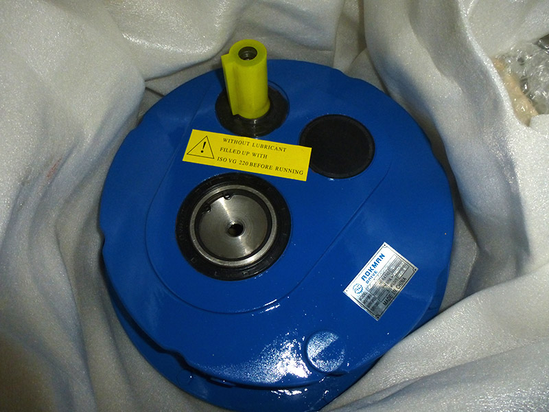 ATA Series Shaft Mounted Reducers Packaging