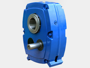 SMR Series Shaft Mounted Gearbox Reducer