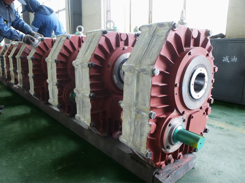 ZJY Series Shaft Mounted Reducers