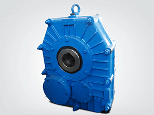 ZJY Series Shaft Mounted Gearbox