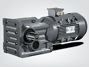 K Series Helical-bevel Gear Motors