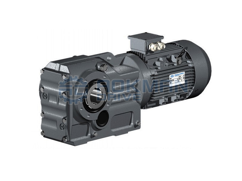 K Series Helical-bevel Gear Motors & Gearboxes,Right Angle