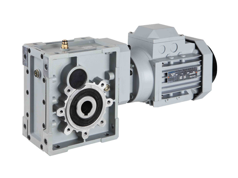 KM Series Hypoid Geared Motor