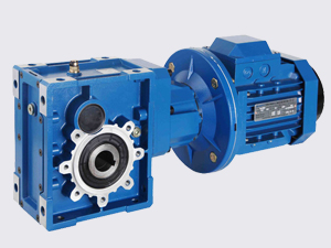 KM Series Hypoid Gear Motors