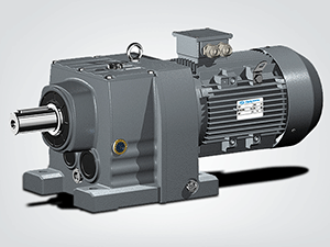 R Series Inline Helical Gear Motors