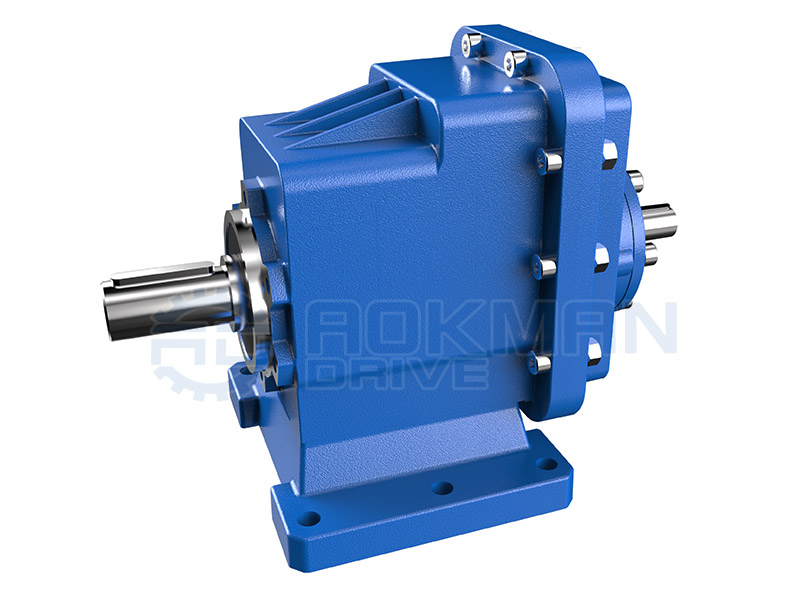 Rc Series Inline Helical Gear Reducers Helical Gear Units