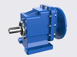 Foot Mounted RC Series Helical Gear Reducers