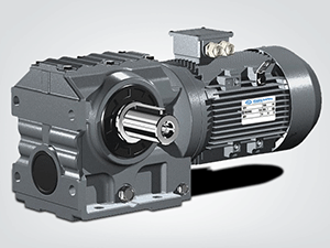 S Series Helical-worm Gear Motors & Gearboxes