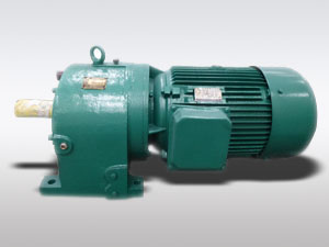 TY Series Coaxial Gear Motors