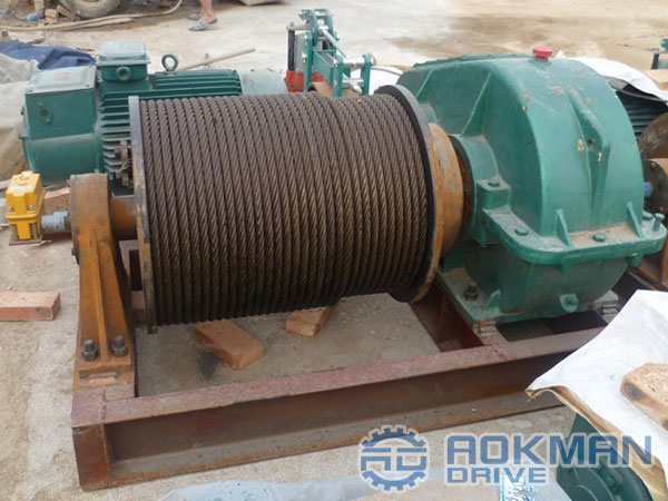 Parallel Shaft Gearboxes for Electric Windlass Drive