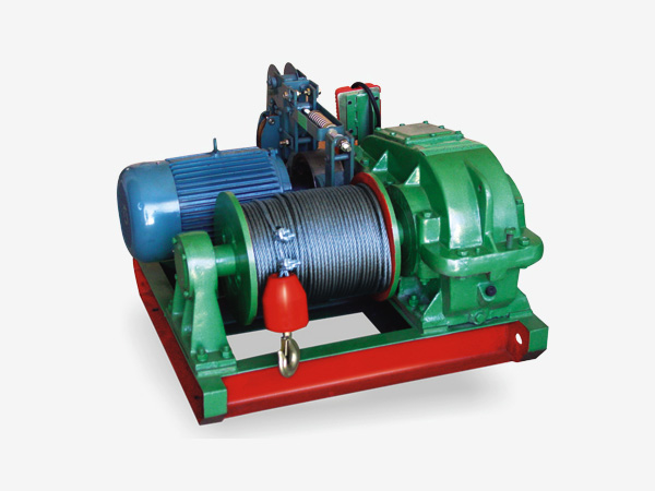 Parallel Shaft Gearboxes for Electric Winches Drive