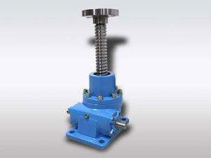 JWB Series Worm Screw Jack