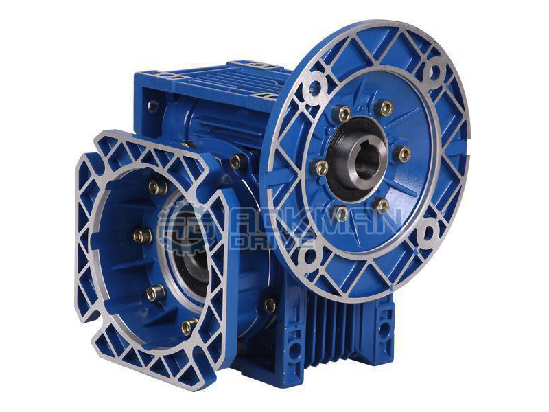 NMRV Series Worm Gearbox with Output Flange