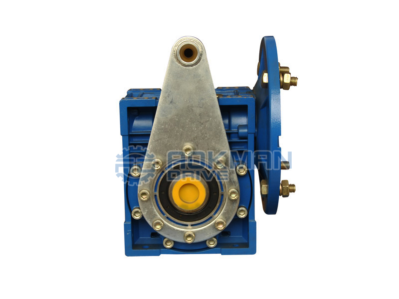 NMRV Series Worm Gearbox with Torque Arm