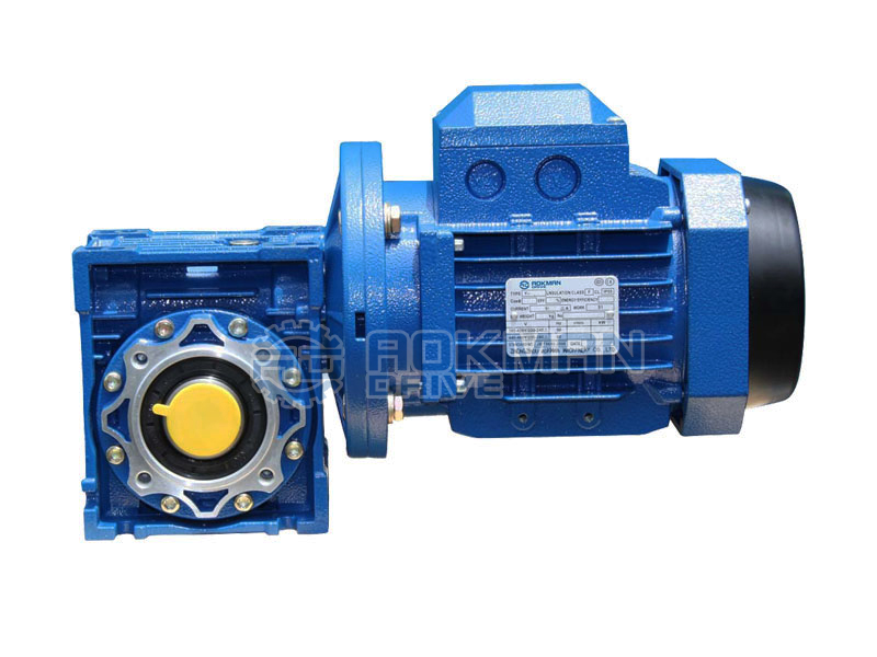 NMRV Series Worm Gearbox with AC Electric Motors