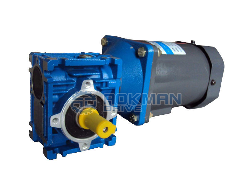 NMRV Series Worm Geared Motors